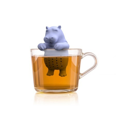 Nilpferd Tee-Ei