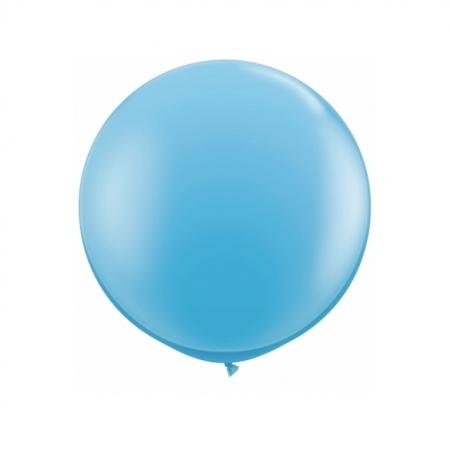 Riesenballon hellblau 115 cm