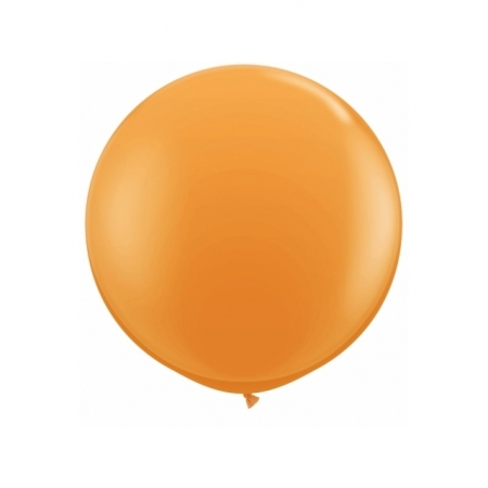 Riesenballon orange 115 cm