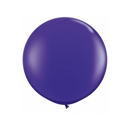 Riesenballon violett 115 cm