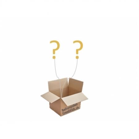 "Zahlenballon Gold ""Ihre Wunsch-Doppelzahl"" XXL 86cm heliumgefüllt"