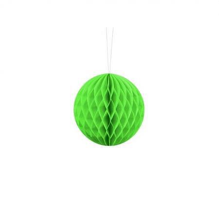 Honeycomb Ball apfel grün 20cm
