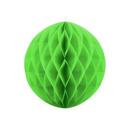 Honeycomb Ball apfel grün 30cm