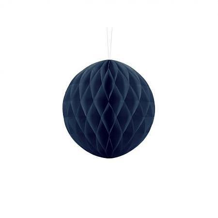 Honeycomb Ball navy blau 20cm