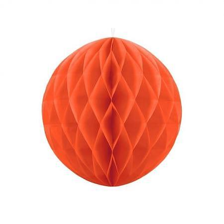 Honeycomb Ball orange 40cm