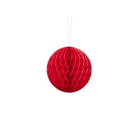 Honeycomb Ball rot 10cm
