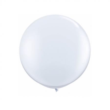 Riesenballon Weiss 60 cm