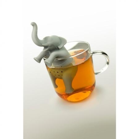 Elefant Tee-Ei