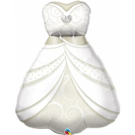 Ballon Braut Kleid