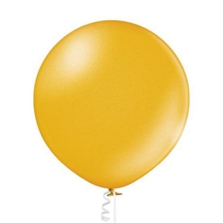 Riesenballon Gold 90 cm