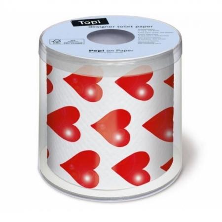 WC-Papier Herz