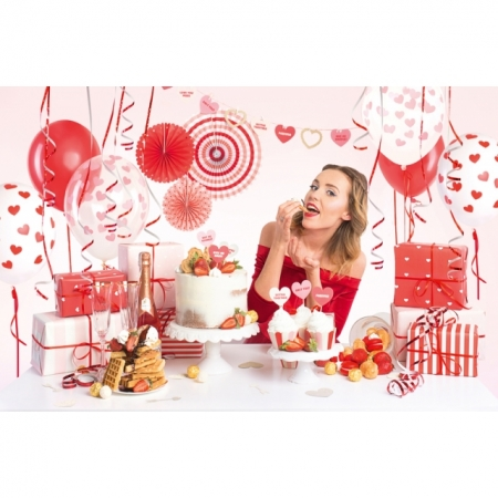 Party Set Sweet Love in der Box mit 31 Teilen