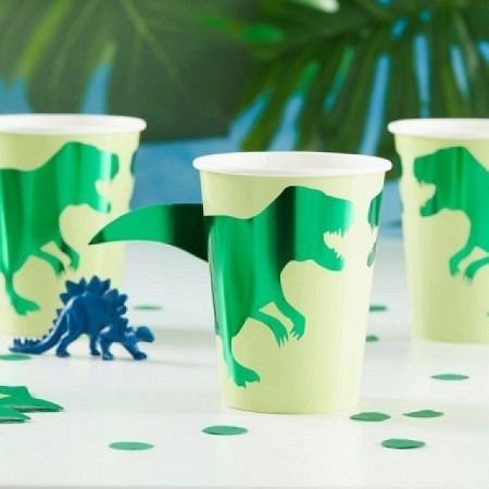 Partybecher Dinosaurier