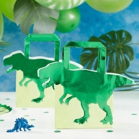 Partytüten Dinosaurier