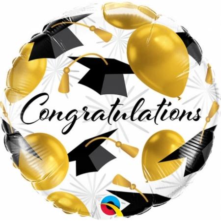 Geschenkballon Congratulation Gratulation