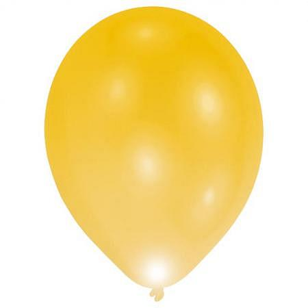 LED Ballons Gold