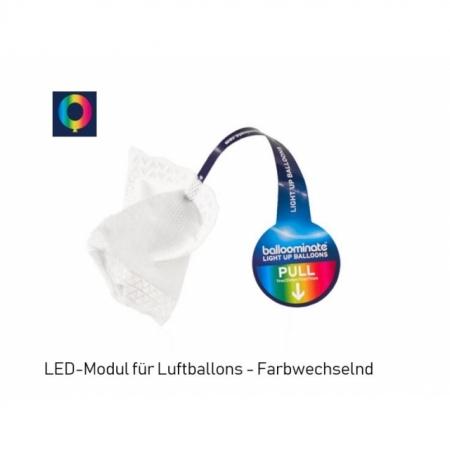 LED Module Farbwechselnd für Luftballons