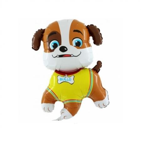 Bullo der Hund - Jumbo-Geschenkballon