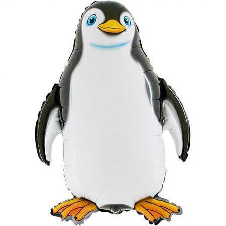 Pinguin Geschenkballon - Jumbo
