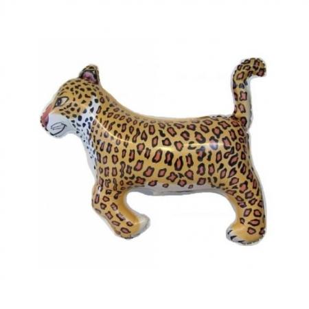 Leopard Geschenkballon - Jumbo