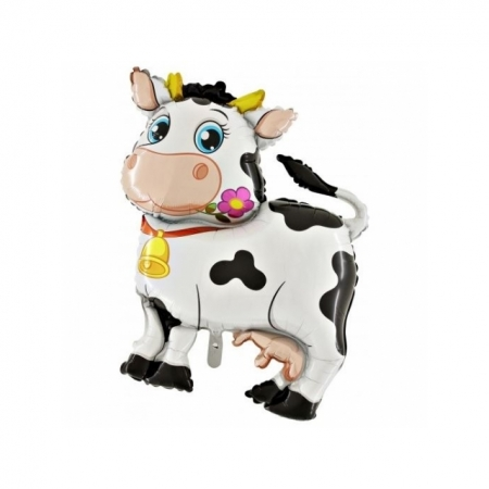 Kuh als Geschenkballon - Jumbo