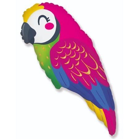 Papagei Geschenkballon