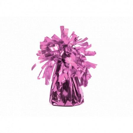 Ballongewicht Zottel Pink