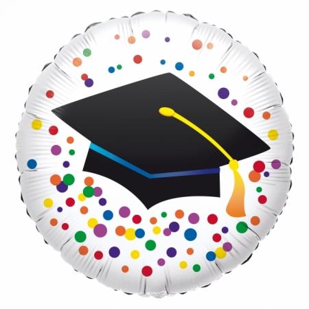 Geschenkballon Prüfung & Gratulation