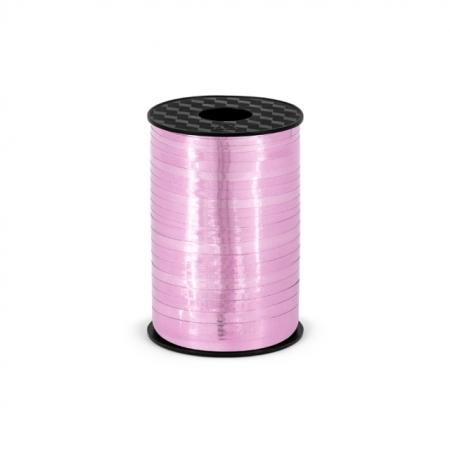 Polyband - Geschenkband Pink 5 mm - 225 Meter