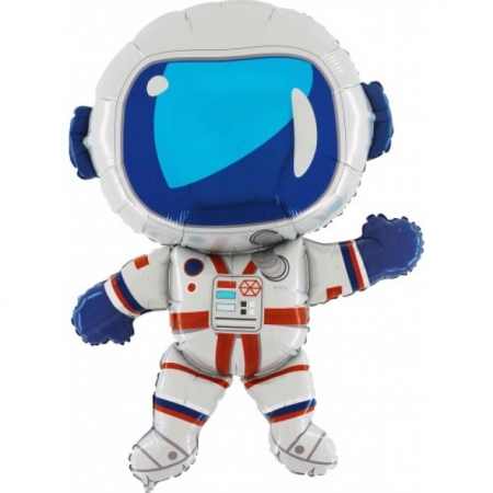 Astronaut der Space Ballon