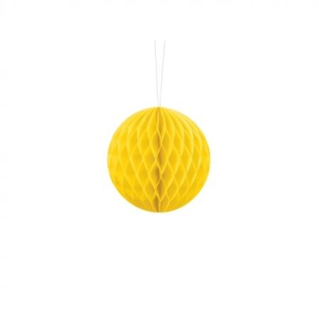 Wabenball Honeycomb Gelb 10 cm