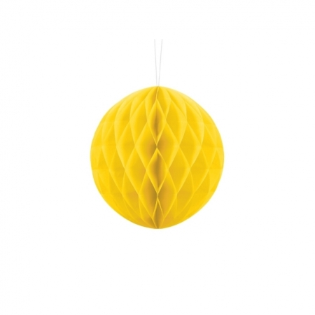Wabenball Honeycomb Gelb 20 cm