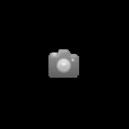 Konfetti Push-Pop-Kanone Metallic - Silber - 2 Stück