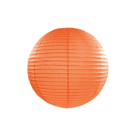 Lampion Orange 25 cm