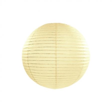 Lampion Crème 35 cm