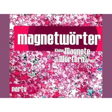 Magnetwörter - Party
