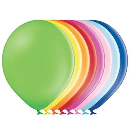 Ballons bunt gemischt 33cm