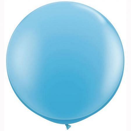 Riesenballon hellblau 75cm