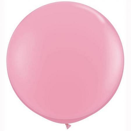 Riesenballon Rosa 75cm