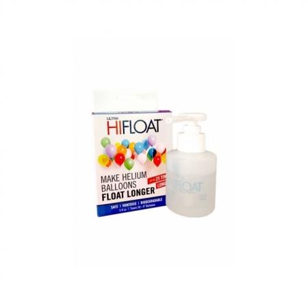 Ultra Hi-Float 473ml für langhaltende Ballons, mit Pumpe