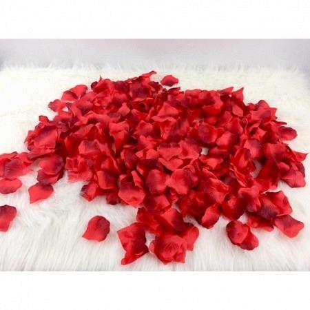 Rosenblätter Rot 1000 Stück