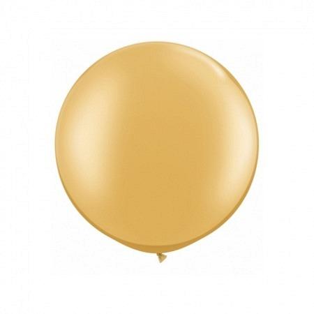 Riesenballon Gold 60cm