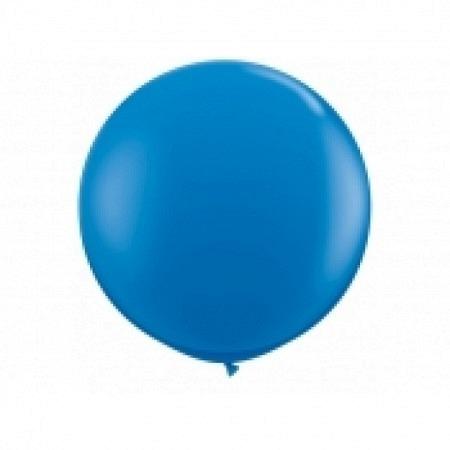Riesenballon Blau 90 cm