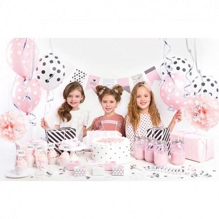 Party Set Sweets in der Box mit 47 Teilen