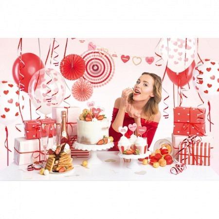 Party Set Sweet Love in der Box mit 31 Teilen