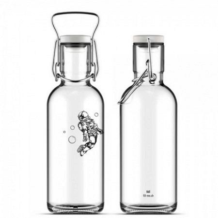 FILL ME bottle SPACEMAN