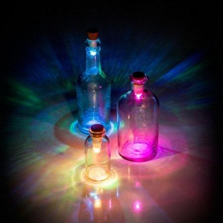 Bottle Light Multicolor