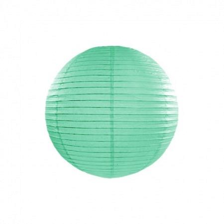 Lampion Mint 35 cm