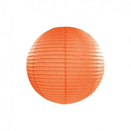 Lampion Orange 35 cm