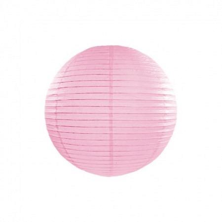 Lampion Rosa 35 cm